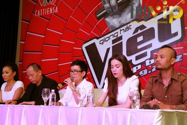 Chương trình Giọng hát Việt là một trong những chương trình nổi tiếng do Công ty Cát Tiên Sa sản xuất