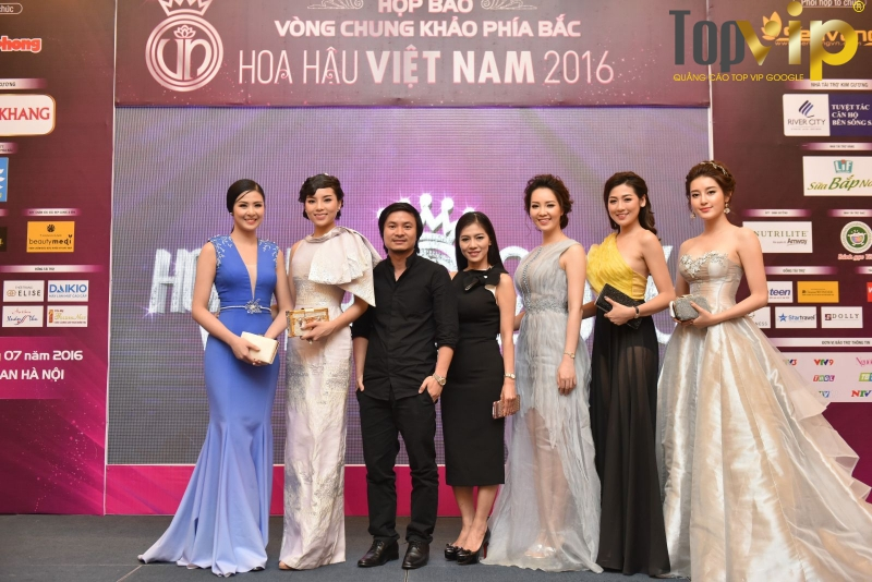 Sen Vàng còn phối hợp sản xuất chương trình Hoa hậu Việt Nam 2014 và 2016