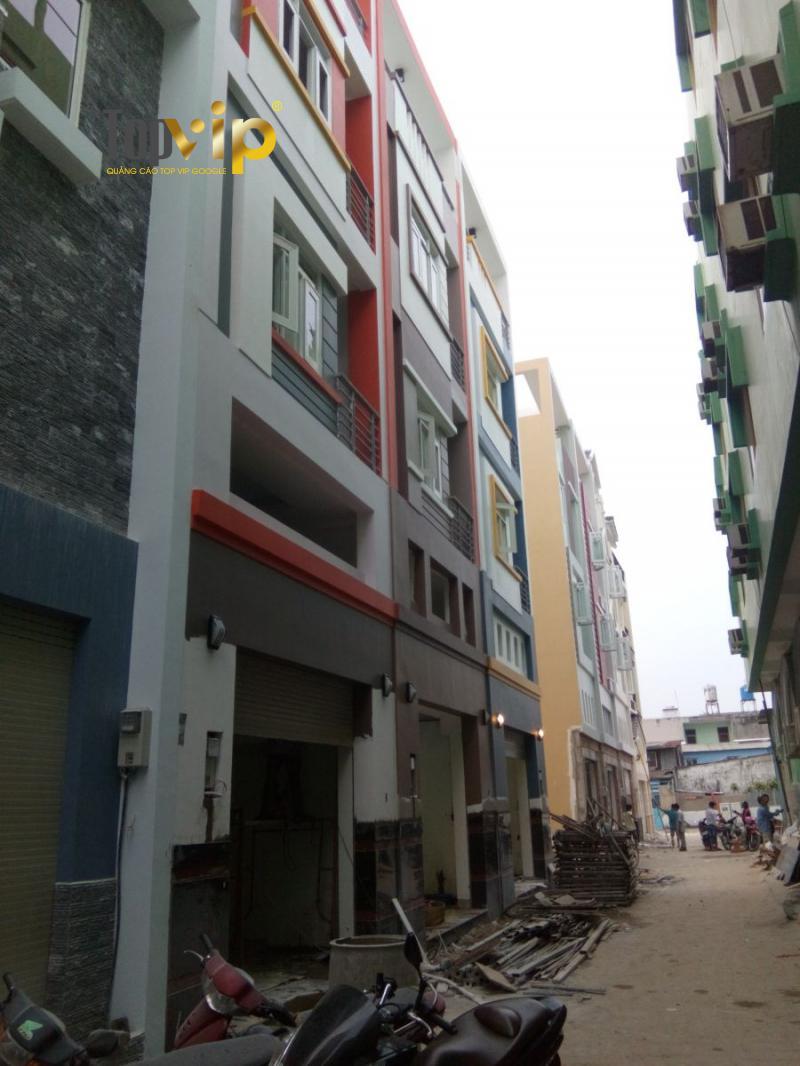 Công trình nhà phố do Phố Việt sữa chữa
