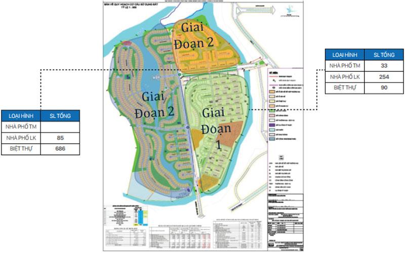 quy hoạch dự án Flc Eco Charm Đà Nẵng